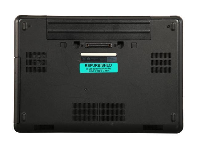 "Refurbished: DELL Laptop Latitude E5440 Intel Core i7 4th Gen 4600U (2.10 GHz) 8 GB Memory 128 GB SSD 14.0"" Windows 7 Professional 64-bit"