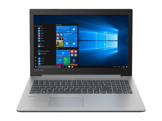 "Lenovo Laptop IdeaPad 330 81D2005CUS AMD Ryzen 5 2500U (2.00 GHz) 8 GB Memory 256 GB SSD AMD Radeon Vega 8 15.6"" Windows 10 Home 64-Bit"
