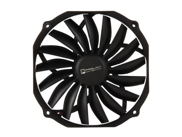 Prolimatech PRO-USV14 140mm Ultra Sleek Vortex Fan