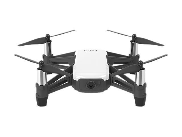 DJI Tello 720p Video Recording Drone Traditional Video Camera by Ryze, CP.PT.00000252.01, White