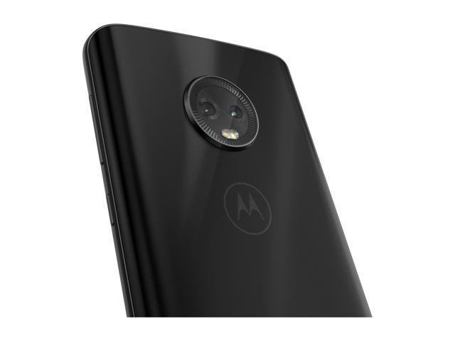 "Motorola Moto G6 4G LTE Unlocked Cell Phone US Version (5.7"" Black, 32GB 3GB RAM)"
