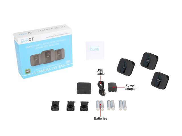 Blink - XT Home Security Camera System, Motion Detection, HD