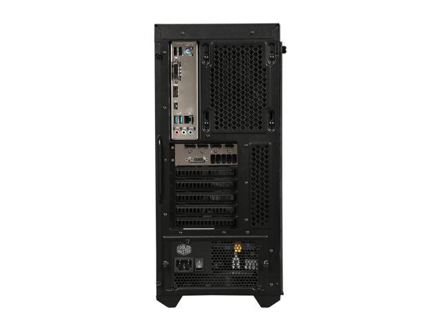 ABS TUF Gaming Desktop PC NVIDIA GeForce GTX 1080 8 GB Intel i7-8700 (3.20 GHz) 6-Core Liquid Cooling (120 mm) 16 GB DDR4 240 GB SSD 2 TB HDD Windows 10 Home 64-Bit ALI225