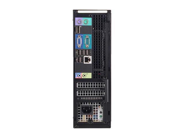 Refurbished: DELL Desktop Computer OptiPlex 790 Intel Core i5 2nd Gen 2400 (3.10 GHz) 8 GB DDR3 320 GB HDD Intel HD Graphics 2000 Windows 7 Professional 64-bit