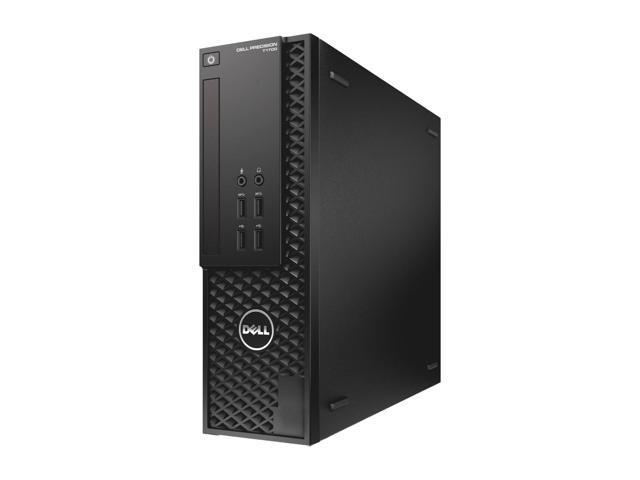 Refurbished: DELL Desktop Computer Precision T1700 Intel Core i5 4th Gen 4570 (3.20 GHz) 8 GB DDR3 320 GB HDD Intel HD Graphics 4600 Windows 10 Pro 64-Bit Multi-Language, English / Spanish