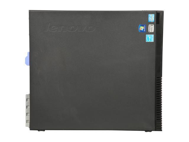Refurbished: Lenovo A Grade Desktop Computer M82 - SFF Intel Core i5 3rd Gen 3470 (3.20 GHz) 4 GB DDR3 250 GB HDD Intel HD Graphics 2500 Windows 10 Pro 64-Bit