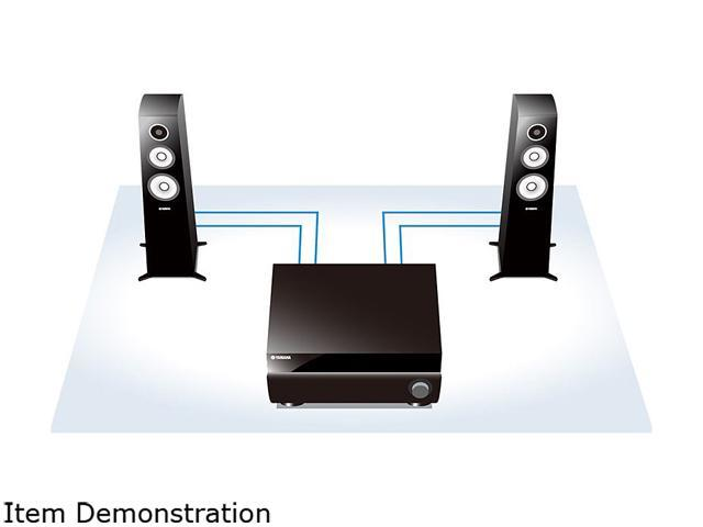 YAMAHA RX-V385 5.1-Channel AV Receiver with Bluetooth