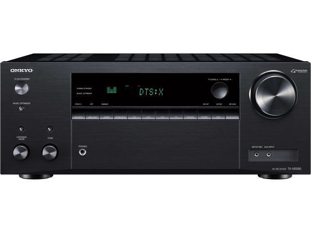 ONKYO TX-NR585 7.2-Channel Network A/V Receiver