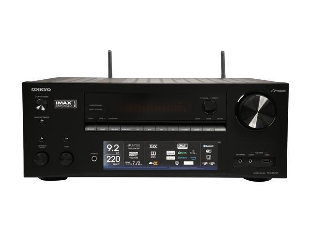 ONKYO TX-NR797 9.2-Channel Network A/V Receiver