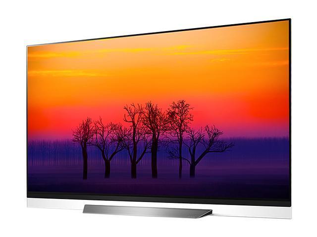 "LG E8 OLED 65"" 4K HDR Dolby Atmos Smart TV with AI ThinQ OLED65E8PUA"
