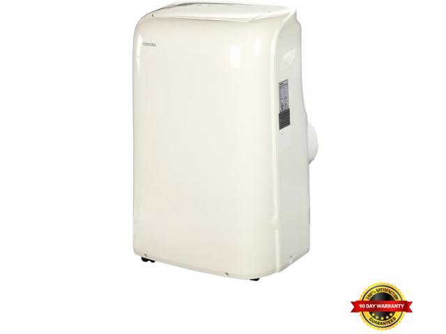 Refurbished: Toshiba RAC-PD1011CRU 10,000 Cooling Capacity (BTU) Portable Air Conditioner