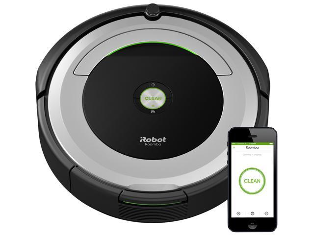 iRobot R690020 690 Wi-Fi Connected Vacuuming Robot
