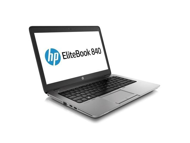 "Refurbished: Elitebook 840 G2 i7 5600U 8G 256G SSD 14"" (1920x1080) W7 Pro CAM Finger Reader - HP Business Laptop (L4A20UT)"