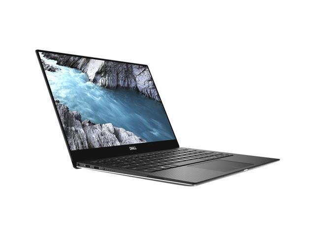 Refurbished: Dell XPS XPS 13-9370 Intel Core i7-8550U X4 1.8GHz 16GB 512GB SSD, Silver - OEM