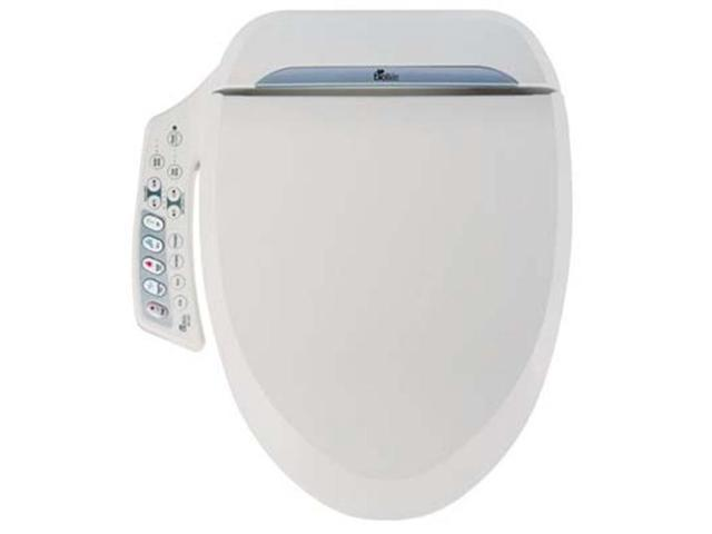 Bio Bidet Ultimate BB-600 Electric Bidet Seat for Elongated Toilets in White
