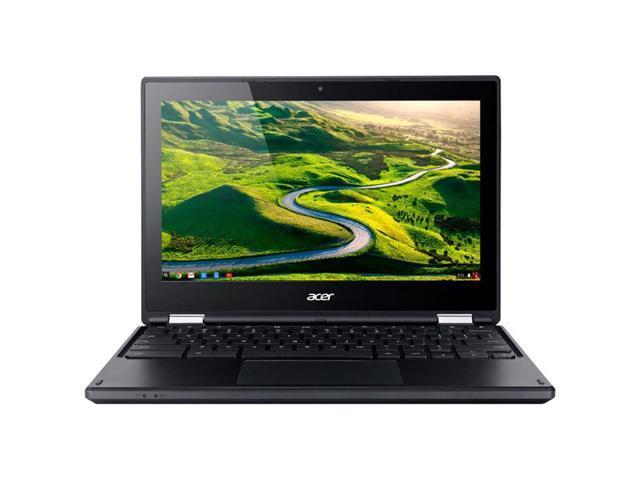 """Refurbished: Acer C738T-C44Z 11.6"""" Chromebook Intel Celeron 1.6GHz 4GB RAM 16GB w/ Chrome OS"""