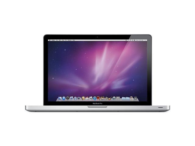Refurbished: Apple MacBook Pro 13.3'' Laptop Computer Intel i5 Dual Core 2.3GHz 4GB 320GB