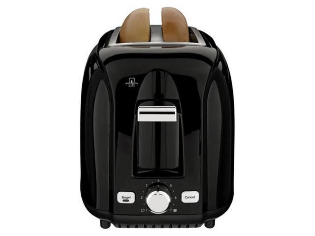 Sunbeam 2-Slice Extra-Wide Slot Toaster, Black TSSBTR2SLB