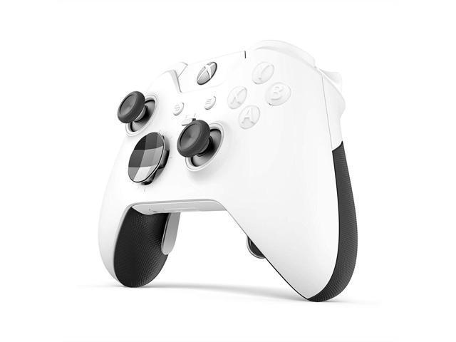 Microsoft Xbox One Elite Wireless Controller - Platinum White