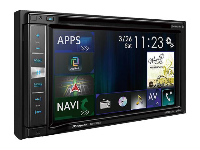 Pioneer AVIC-5201NEX Navigation & Media Receiver