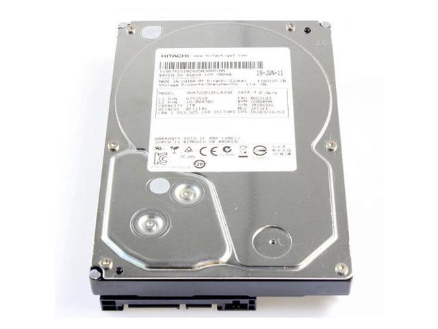 "Refurbished: HGST HUA722010CLA330 - 3.5"" 1TB, 7200RPM, 32MB Cache, SATA 3.0Gb/s Hard Drive - OEM"