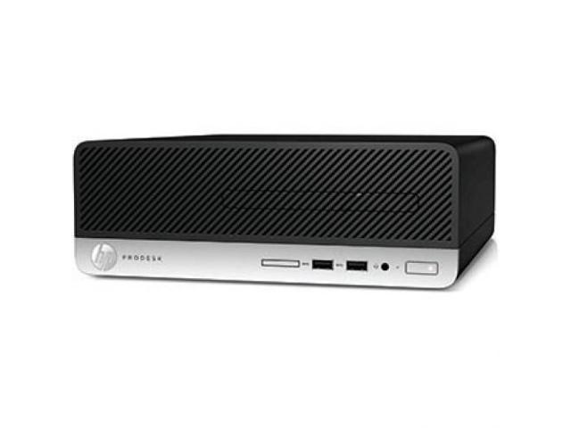 HP Business Desktop ProDesk 400 G5 4BW89UT#ABA Desktop Computer - Intel Core i5 (8th Gen) i5-8500 3.00 GHz - 8 GB DDR4 SDRAM - 1 TB HDD - Windows 10 Pro 64-bit (English) - Small Form Factor