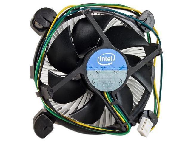 Intel E97379-001 LGA 1155/1156 Aluminum CPU Processor Cooler Heatsink 73W