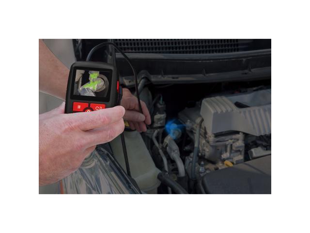 Powerbuilt Digital Borescope, Inspection Camera, 2.3 in. Color LCD - 240033