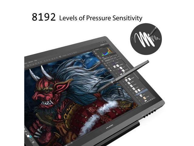 Huion KAMVAS GT-191 Drawing Tablets with IPS Screen 19 5