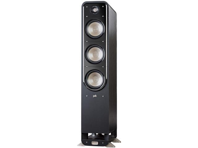 Polk Audio Signature Series S60 American Hi-Fi Home Theater Large Tower Speaker (Black)