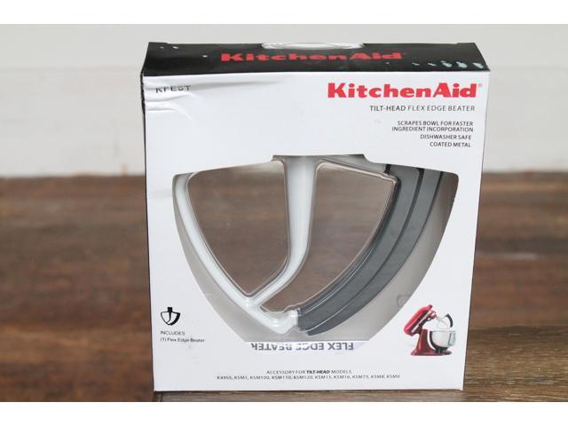 Kitchenaid KFE5T All-Metal Die Cast Frame Flex Edge Beater