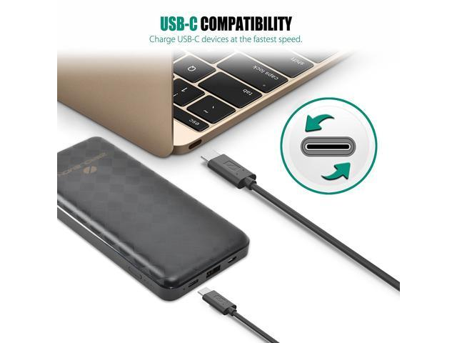 USB C Power Bank ZeroLemon JuiceBox 20100mAh 45W PD USB Type C Portable Charger Power Bank with Power Delivery Support for Nintendo Switch, Galaxy Note 8, USB Type-C Laptops, Macbook Pro and More