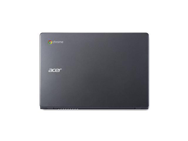 Refurbished: Acer C720P-2625 11.6 Chromebook Intel 2955 1.40GHz 4GB RAM 16GB SSD + HEX Carry Case