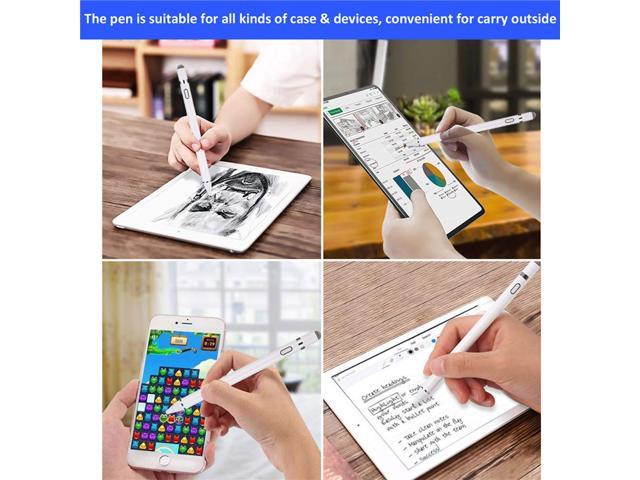 Universal Stylus Pen for Apple Pencil Tablet High Precision Touch Capacitive Pen for iPhone iPad Air Pro/1/2/3/4 Mini 4 Tablet Pen