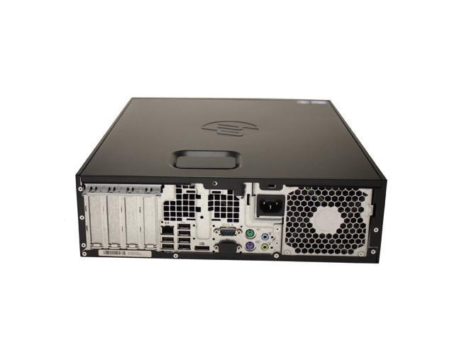 Refurbished: HP 6200 Pro SFF - Intel Core i5-2400 Quad-Core 3.1GHz - 4GB - 250GB HDD - DVD-ROM - Windows 10 Home