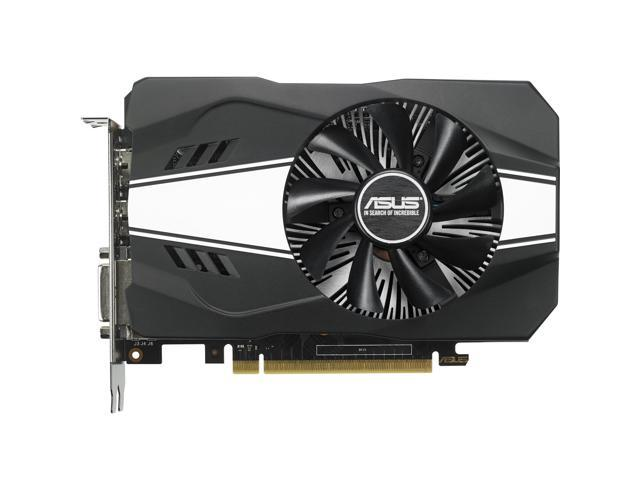 Refurbished: ASUS GeForce GTX 1060 Phoenix (Single) Fan Edition 3GB GDDR5 Video Graphics Card PH-GTX1060-3G