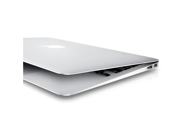 "Refurbished: Apple MacBook Air 13.3"" - Intel Core i5 1.70GHz (turbo up to 2.60 GHz), 64GB SSD, 4GB Ram, 1440x900 Display, MacOS v10.14 Mojave - A1466 MD628LL/A Aluminum Unibody - Grade B - OEM"