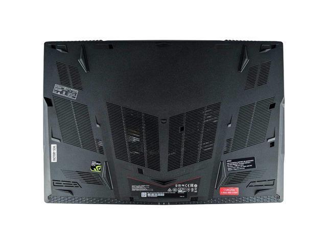"CUK MSI GP73 Leopard VR Ready Gamers Laptop (8th Gen Intel Core i7-8750H, 8GB RAM, 1TB HDD, NVIDIA GeForce GTX 1060 6GB, 17.3"" Full HD 120Hz 3ms Display, Windows 10) Gaming Notebook Computer"