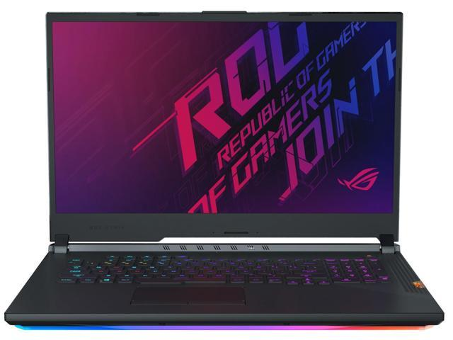 "CUK ASUS ROG Hero III G731GW Gaming Laptop (Intel i7-9750H, 32GB RAM, 1TB NVMe SSD + 1TB HDD, NVIDIA GeForce RTX 2070 8GB, 17.3"" Full HD IPS 144Hz 3ms, Windows 10 Pro) Gamer Notebook Computer"