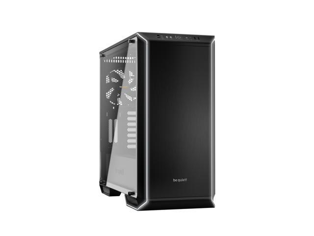 be quiet! DARK BASE 700 Mid-Tower Case - RGB LED Lights/6 Color Switch