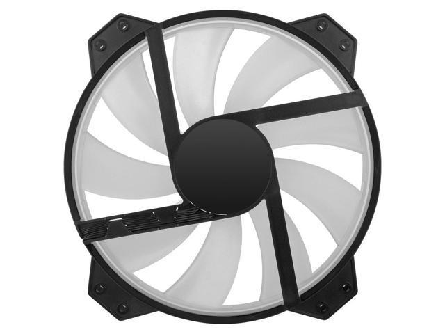 Refurbished: Cooler Master MF200R RGB 200mm Hybrid Silent High Air Flow Case Fan