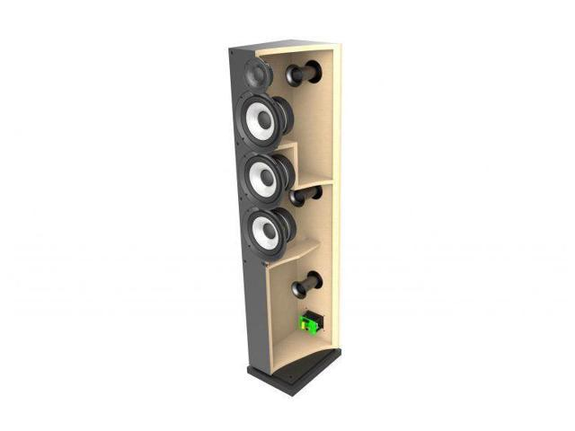 ELAC F6.2 Debut 2.0 Floorstanding Speaker (Each)
