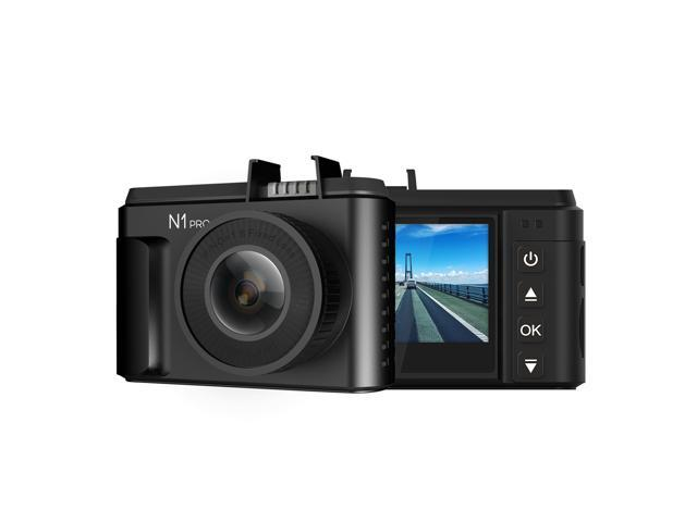 "Vantrue N1 Pro Dash Cam 1080P - 160° Wide Angle 1.5"" LCD Screen with Super Night Vision, Sony Sensor, Parking Mode, Motion Detection, Collision Detection, Loop Recording & G-Sensor"