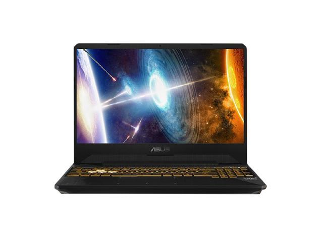 "ASUS TUF FX505GD-WH71 Gaming and Business Laptop (Intel i7-8750H 6-Core, 32GB RAM, 2TB HDD+ 1TB PCIe SSD, 15.6"" Full HD (1920x1080), NVIDIA GTX 1050 4GB, WiFi, WebCam, Win 10 Home)"