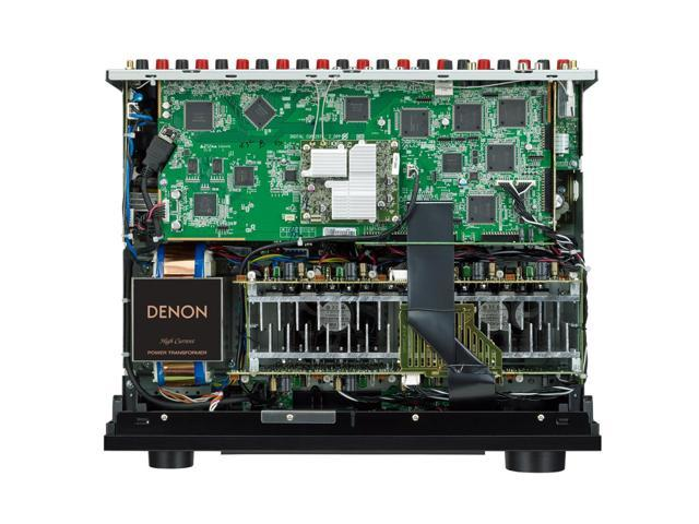 Denon AVR-X4500H 9.2-Channel 4K Ultra HD AV Receiver with HEOS