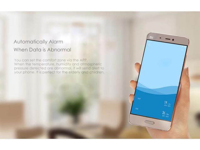 Xiaomi Aqara Temperature Humidity Sensor (Works with Other