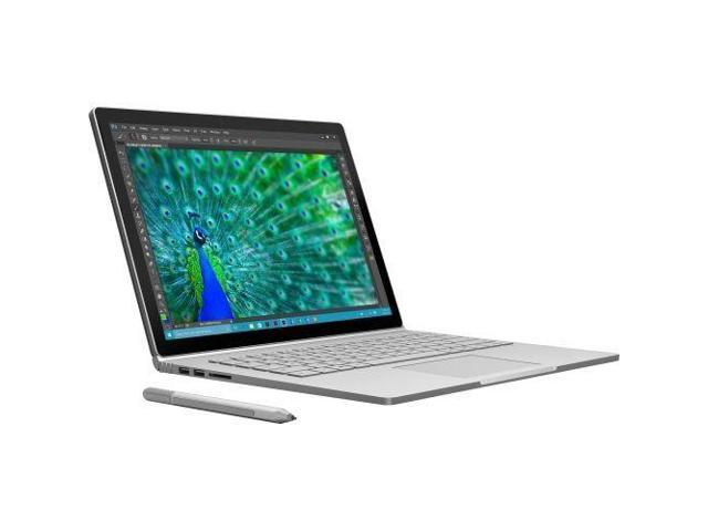"Microsoft Surface Book with Performance Base Ultrabook Intel Core i7 256 GB SSD NVIDIA GeForce GTX 965M 2 GB GDDR5 13.5"" Touchscreen Windows 10 Pro 64-Bit"