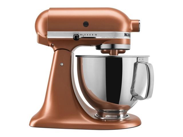 KitchenAid KSM85PBCE 4.5 Quart Tilt-Head Stand Mixer - Copper