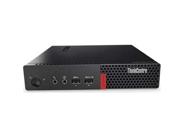 Lenovo Desktop Computer ThinkCentre M710q (10MR0004US) Intel Core i5 7th Gen 7500T (2.70 GHz) 8 GB DDR4 256 GB SSD Intel HD Graphics 630 Windows 10 Pro 64-Bit