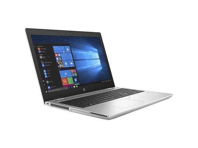 "HP Laptop ProBook 650 G4 (3YE32UT#ABA) Intel Core i5 7th Gen 7200U (2.50 GHz) 8 GB Memory 256 GB PCIe NVMe SSD Intel HD Graphics 620 15.6"" Windows 10 Pro 64-Bit"